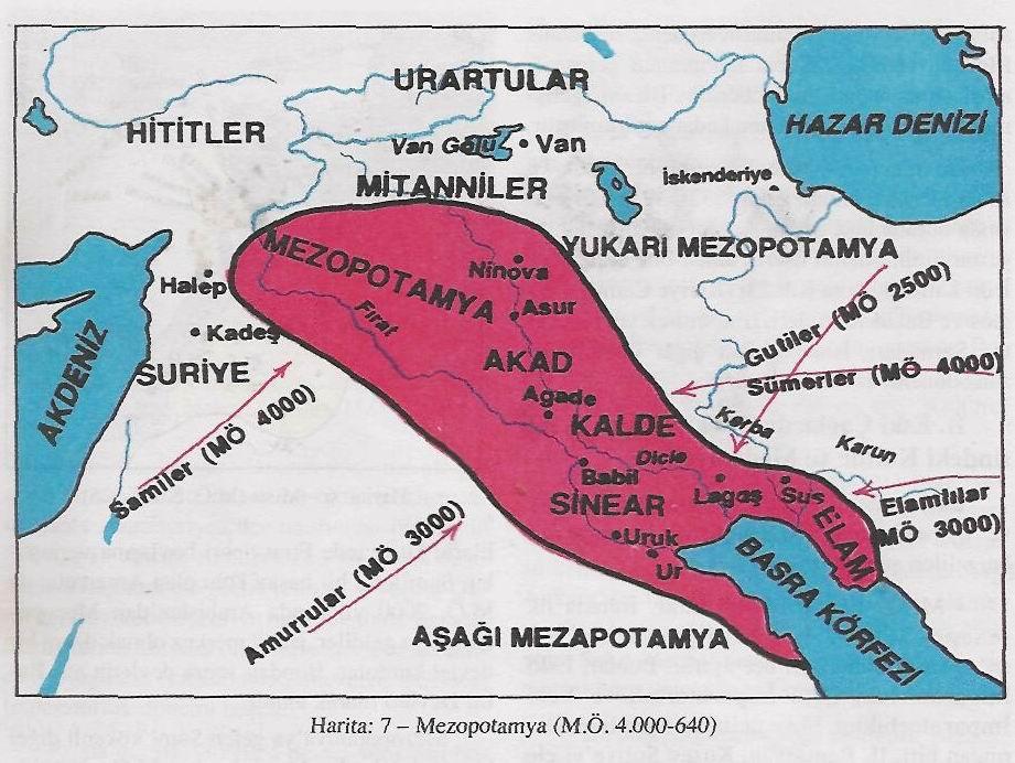 Mezopotamya Nedir